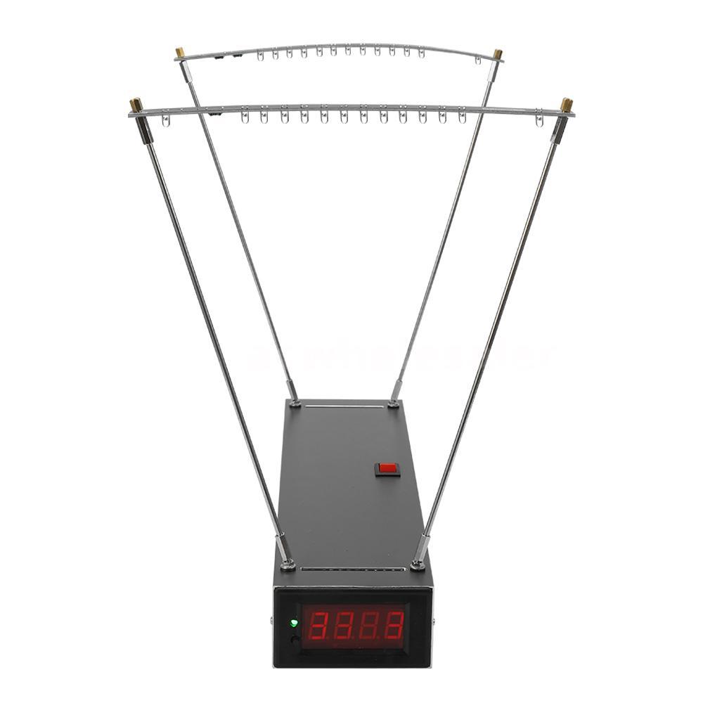 Aluminum Alloy Professional E9900-X Velocimetry Meter Velocity Measurement V7F6