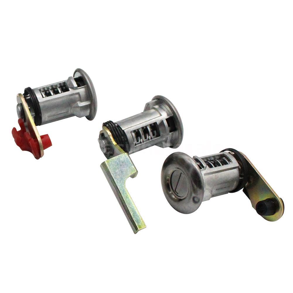 Ignition Barrel /& Switch for Patrol GQ Y60 2 X Door /& Barn 88-98 4 Lock Set Z3C9